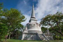 泰国的塔 免版税库存图片