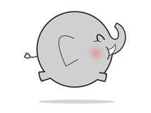 泰国的大象 库存图片图片
