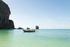 泰国的安达曼海 免版税库存图片