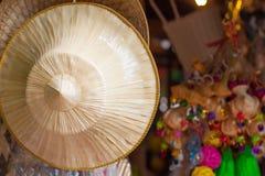 泰国的帽子 免版税库存照片