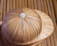泰国的帽子 库存照片