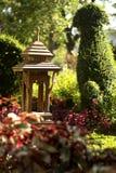 泰国的庭院 免版税库存图片
