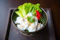 泰国的开胃菜 泰国的食物 库存照片
