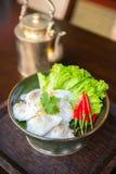 泰国的开胃菜 泰国的食物 库存图片