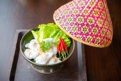 泰国的开胃菜 泰国的食物 免版税库存照片
