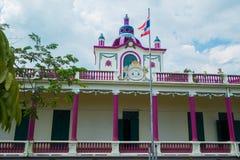 泰国的当代建筑学 库存图片