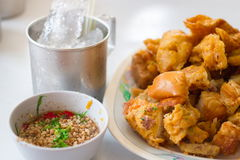 泰国的快餐 库存图片