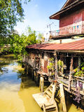 泰国的房子 库存照片
