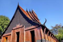 泰国的房子 免版税图库摄影