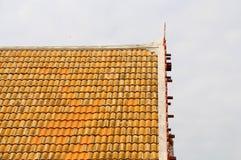 泰国的教会 库存图片