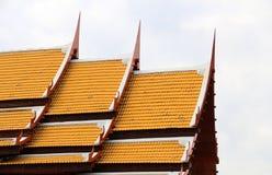 泰国的教会 免版税库存照片