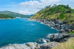 泰国的普吉岛海 库存照片