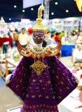 泰国的木偶 图库摄影