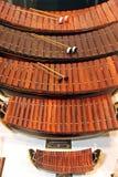 泰国的木琴乐器。 免版税库存照片