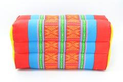 泰国的枕头 免版税图库摄影