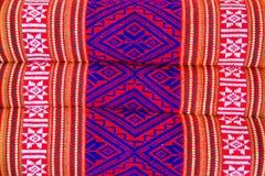 泰国的枕头 免版税库存照片