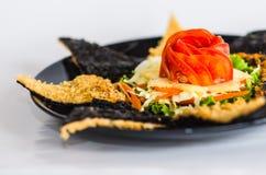 泰国的沙拉鱼 图库摄影