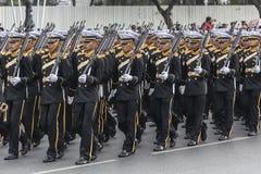 泰国的泰国英国皇家海军 库存图片