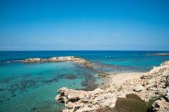 泰国的海滨 免版税库存照片