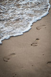 泰国的海滨 库存图片
