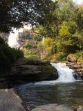 泰国的瀑布 免版税库存图片