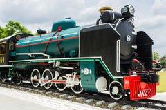 泰国的火车 免版税库存照片