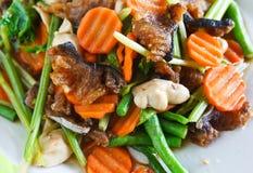泰国的烹调 库存图片