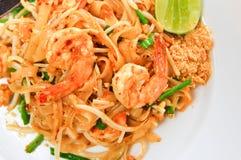 泰国的烹调 免版税库存照片