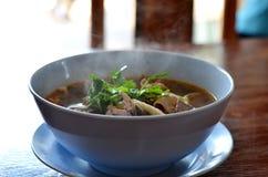 泰国的烹调 免版税图库摄影