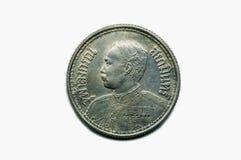 泰国的硬币 图库摄影