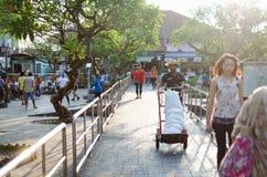 泰国的空间活动 免版税图库摄影