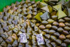 泰国的粥 库存照片