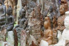 泰国的纪念品 图库摄影