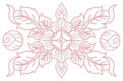 泰国的纹理 免版税库存图片