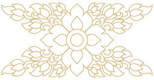 泰国的纹理 免版税库存照片