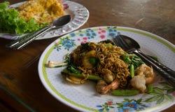 泰国的膳食 库存照片