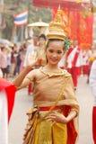 泰国的舞蹈演员 免版税库存图片