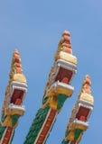 泰国的艺术和的信念 库存照片