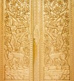 泰国的艺术 免版税库存照片