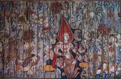 泰国的艺术 图库摄影