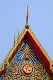 泰国的艺术 免版税库存图片