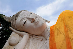 泰国的菩萨 免版税图库摄影