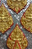 泰国的设计 免版税库存图片
