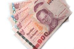 泰国的货币 免版税库存照片