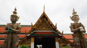 泰国的邪魔 免版税库存图片