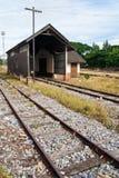 泰国的铁路 图库摄影