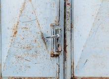 泰国的门 库存图片