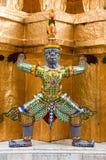 泰国的雕象 库存图片