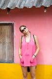 泰国的颜色 免版税库存图片