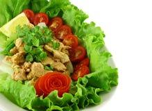 泰国的食物 免版税库存图片